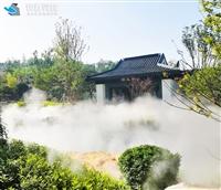 园林景观造雾高压微雾加湿机装备供应