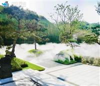 景观雾化高压微雾加湿机设施供应商