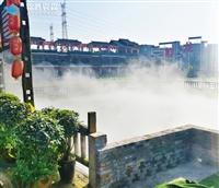 造景人工造雾高压微雾加湿机设施代理