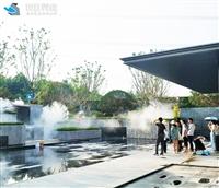 周期高压微雾加湿机自动喷雾加湿方案