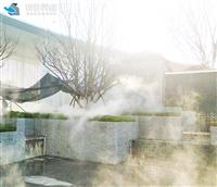水雾造景高压微雾加湿机装备方案