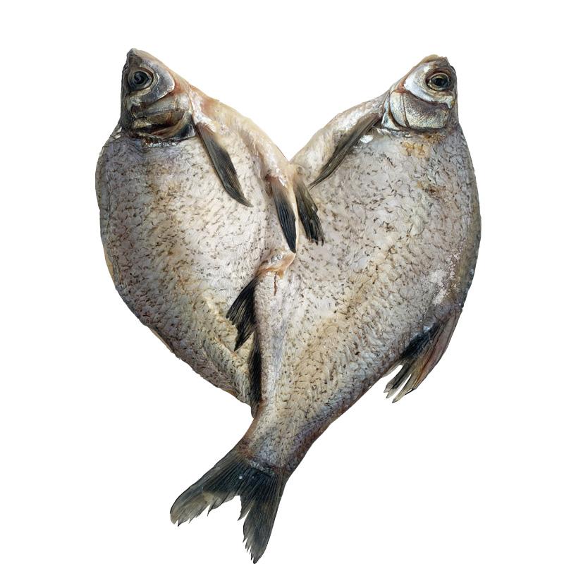 湖北特產臘魚陽干鳊魚武昌魚風干燒烤魚咸魚干貨農家自制低鹽腌制