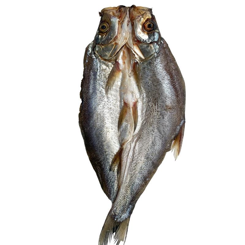 湖北特產臘魚風干大白刁翹嘴紅鲌白魚刁子魚咸魚干貨腌制水產干魚