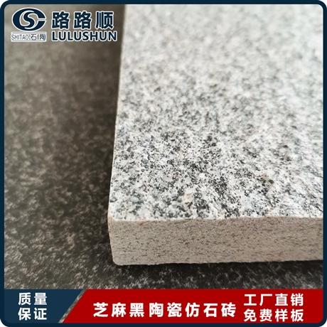 珠海仿芝麻白陶瓷PC磚一平方米價格  量大價優