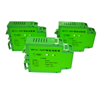 新品上架 HART转RS485 HART转MODBUS协议转换器 SM101-B
