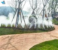 游乐园雾效景观定做