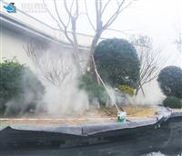 人造大雾水景喷雾设备