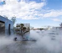名胜古迹喷雾布景系统