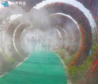 高压喷雾景观喷雾景观