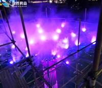 多材质 人工造雾景设施