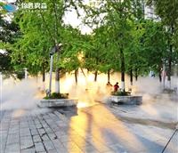 假山人工造雾造景喷雾机