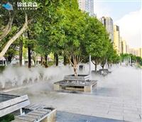 园林美化 人造雾系统
