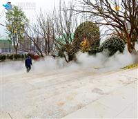 假山 人工造大雾景观设备