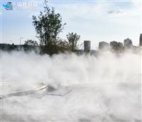 生态餐厅 景观喷雾定做