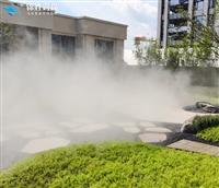 人造雾景观造雾