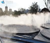 节能高效 人工风景造雾