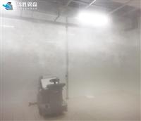 畜禽买卖场人造雾除臭