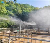 坚固 垃圾处理场喷雾除臭装置