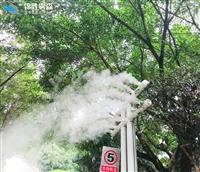 人造雾喷淋除臭设备