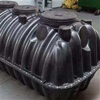 户县化粪池厂家 三格化粪池安装功能图 一体化塑料化粪池安装图