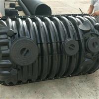 长垣三格化粪池 1.5立方农厕改造分体式污水 塑料化粪池厂家