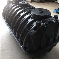 信阳化粪池厂家 三格化粪池构造示意图 河南塑料化粪池安装