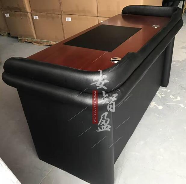 软包审讯用桌办案桌询问桌