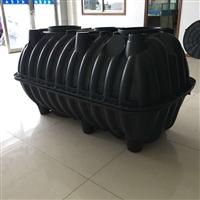 三格化粪池厂家 化粪池装备 化粪池连接管网
