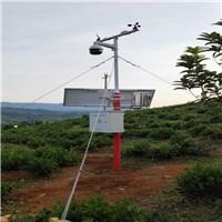 带太阳能气象站24小时在线监测