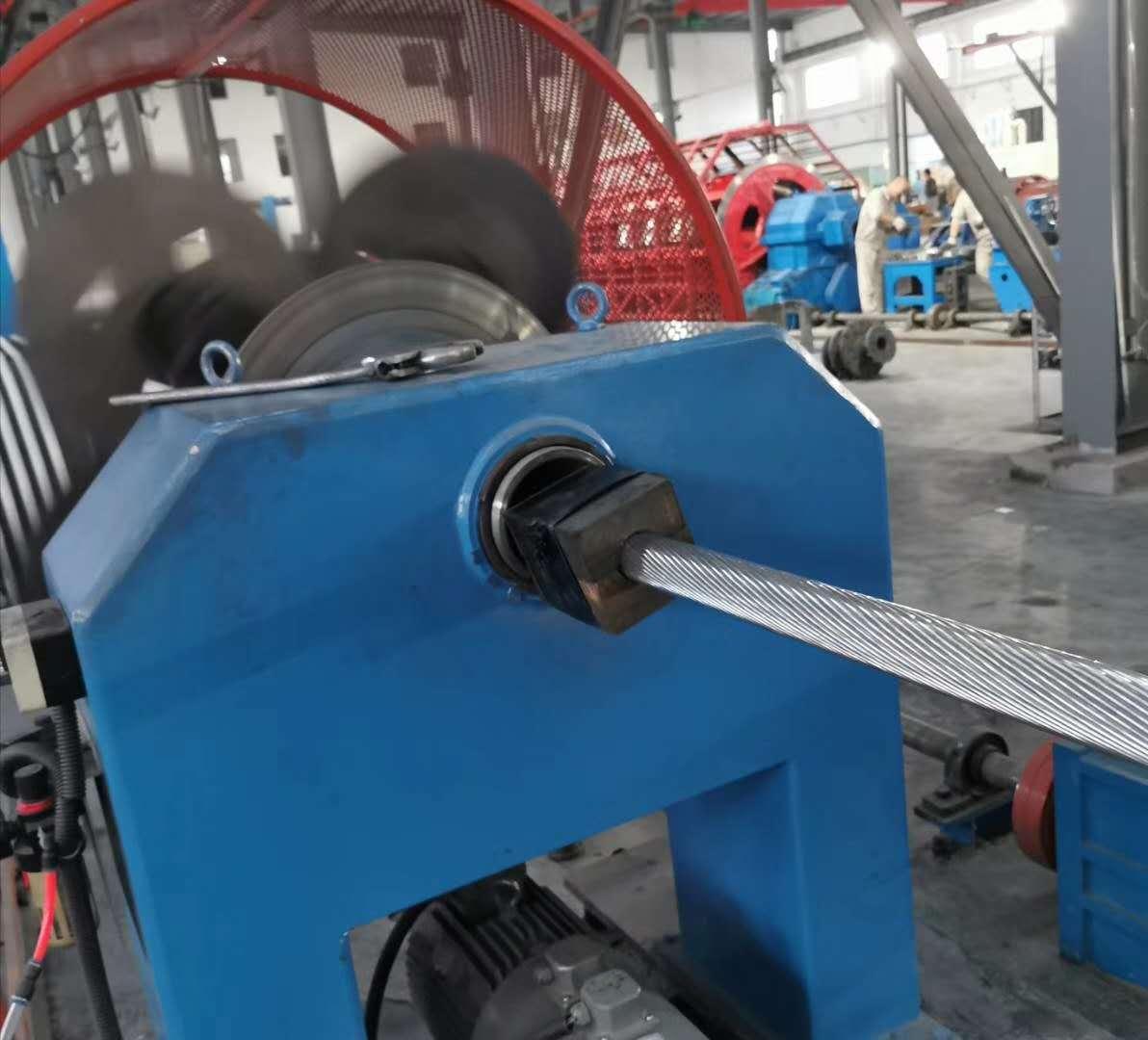 鋼芯鋁合金絞線新品批發JNRLH1X1/LB14-800/55鋁包鋼芯耐熱鋁合金導線電力
