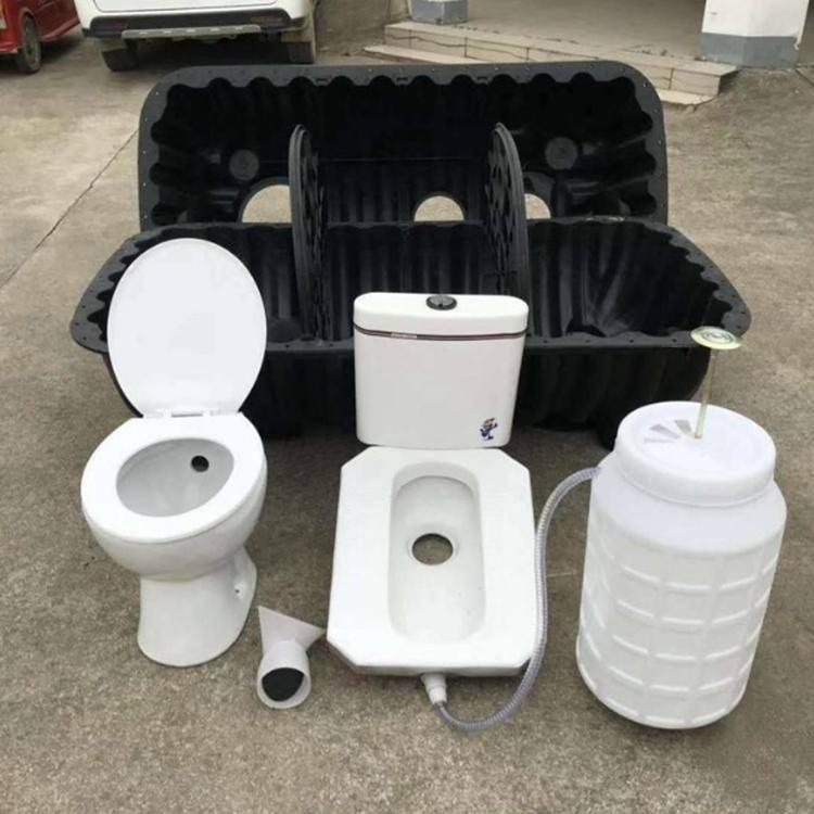 农村厕所改造三格化粪池价格 化粪池家化粪池设备 河南