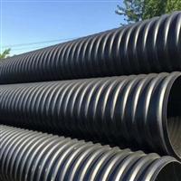 天镇波纹管厂家 大口径PE塑料波纹管 pe双壁波纹管规格型号价格表