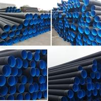 阳泉波纹管厂家 塑料波纹管生产线 upvc双壁波纹管
