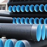 淮阳波纹管厂家 塑料波纹管接头做法 双壁波纹管规格型号表价格
