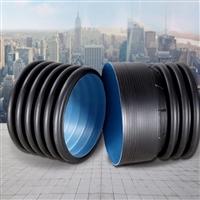 商洛波纹管厂家 金属波纹管 塑料波纹管 硬聚氯乙烯双壁波纹管