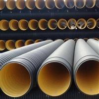 户县波纹管厂家 聚乙烯塑料波纹管 双壁波纹管安装方法视频