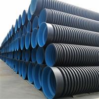 运城波纹管厂家 塑料波纹管规格 pe双壁波纹管
