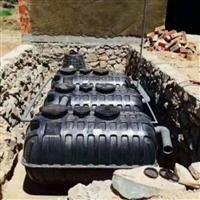 淮滨化粪池厂家 三格化粪池 家用 加厚 小型 塑料化粪池出水
