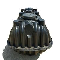嵩县化粪池厂家 三格化粪池如何设计 漏斗式塑料塑料化粪池厂家