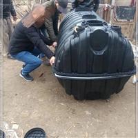略阳三格化粪池厂家 农村生活污水处理 和旱厕改造三格式化粪池