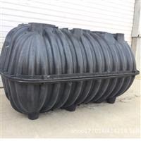 陕西厂家机制缠绕化粪池  大型化粪池三格化化粪池