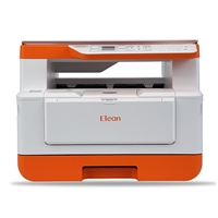 打印机租赁 宜联Elean VLM2601黑白激光 三合一多功能一体机