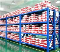 皓盛电子仓储货架 厂家直销  无锡当地免费送货安装  多层板货架