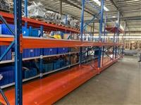 江蘇無錫那裏有貨架賣  BG真人和AG真人貨架層板生產線價格  加強筋密度高