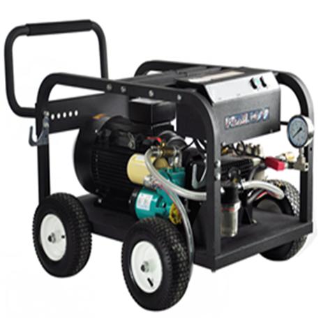 500bar高压清洗机 工业级移动式 打水泥混凝土 喷砂除漆除锈