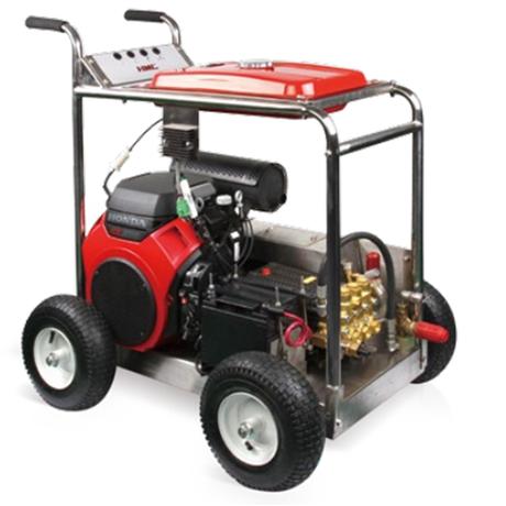 500bar汽油机驱动冷水高压清洗机