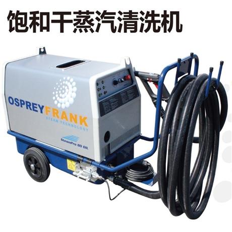 欧美进口高温饱和干蒸汽清洗机