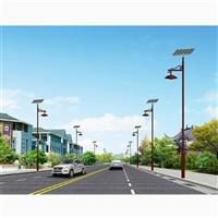 雅安太阳能路灯 恒泰照明 农村特色太阳能灯 厂家供应