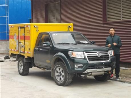 云南红宇民用爆破器材运输车4.2米/5.1米/6.2米可选
