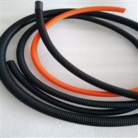 PP阻燃波纹管汽车线束套管开口尼龙软管生产厂家